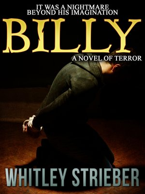 cover image of Billy