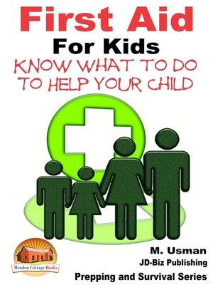 cover image of First Aid for Kids