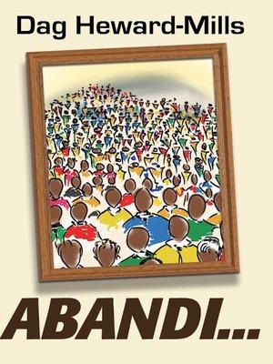 cover image of Abandi...
