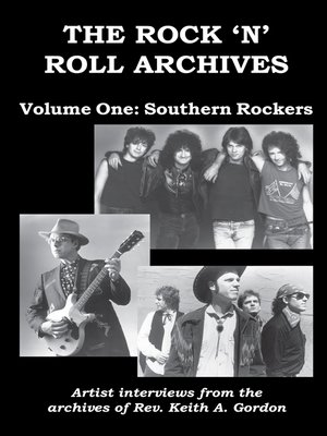 cover image of The Rock 'n' Roll Archives, Volume One