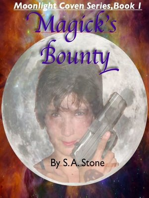 cover image of Magick's Bounty