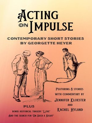 cover image of Acting on Impulse
