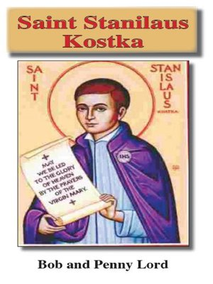 cover image of Saint Stanilaus Kostka