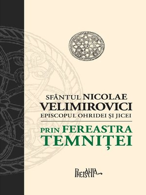 cover image of Prin fereastra temnitei