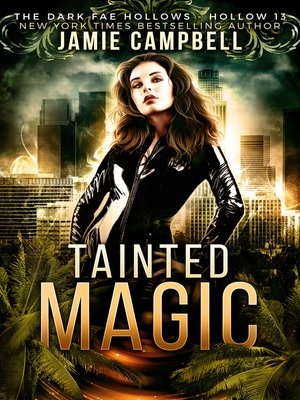 cover image of Tainted Magic