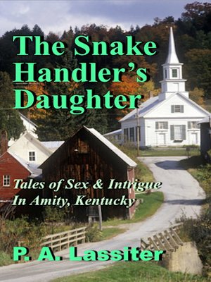 cover image of The Snake Handlers Daughter