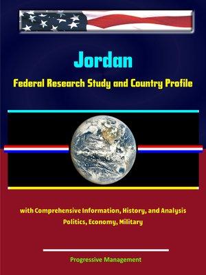 cover image of Jordan