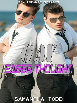 cover image of Gay Eager Thought