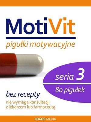 cover image of MotiVit. Pigułki motywacyjne. Seria 3