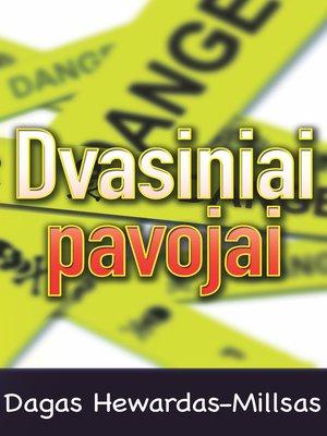 cover image of Dvasiniai pavojai