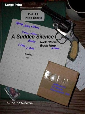 cover image of Nick Storie; a Sudden Silence