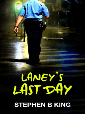 cover image of Laney's Last Day