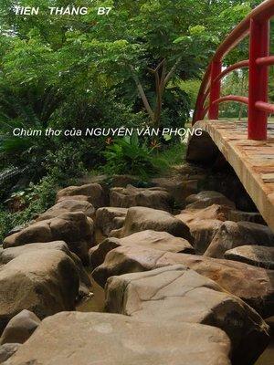cover image of Chùm thơ của Nguyễn Văn Phong