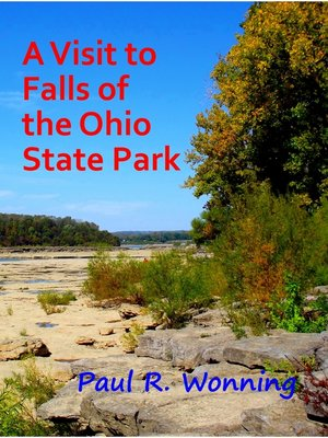 cover image of A Visit to Falls of the Ohio State Park