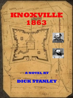 cover image of Knoxville 1863