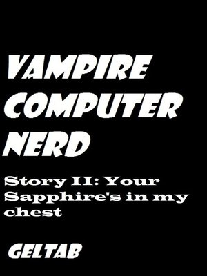 cover image of Vampire Computer Nerd Story II