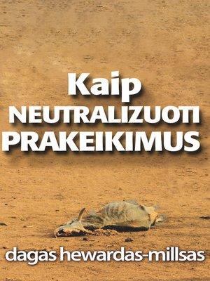 cover image of Kaip neutralizuoti prakeikimus