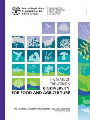 cover image of The State of the World's Biodiversity for Food and Agriculture