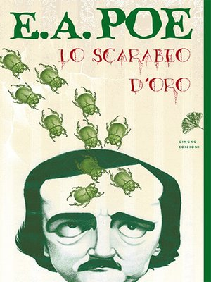 cover image of Lo scarabeo d'oro