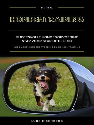 cover image of Hondentraining