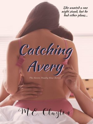 cover image of Catching Avery