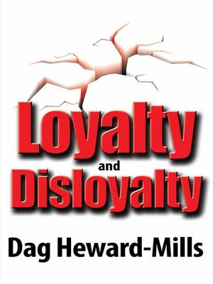 cover image of Loyalty and Disloyalty