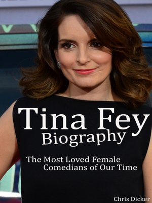 cover image of Tina Fey Biography
