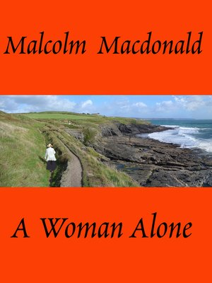 cover image of A Woman Alone