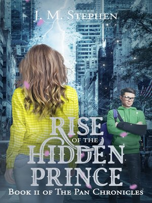 cover image of Rise of the Hidden Prince