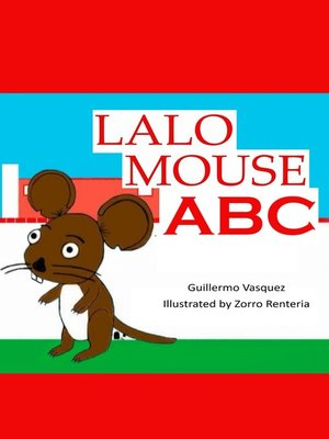 cover image of Lalo Mouse ABC