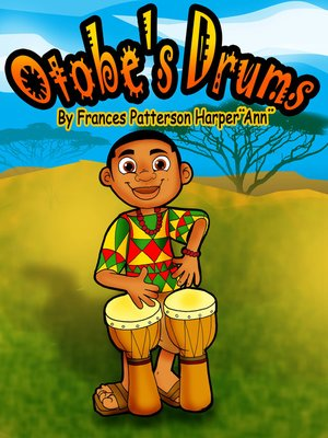 """cover image of """"Otobe's Drums"""""""