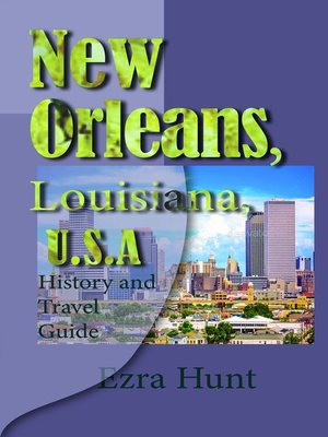 cover image of New Orleans, Louisiana, U.S.A