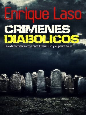 cover image of Crímenes Diabólicos