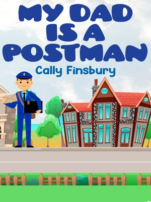cover image of My Dad Is a Postman