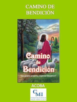 cover image of Camino de Bendición