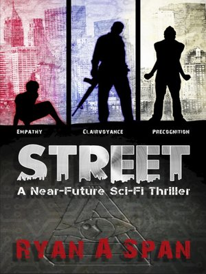 cover image of The Street Trilogy- Omnibus Edition