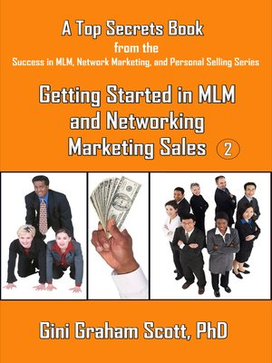 cover image of Top Secrets for Getting Started in MLM and Networking Marketing Sales