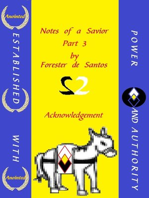 cover image of Notes of a Savior Part 3