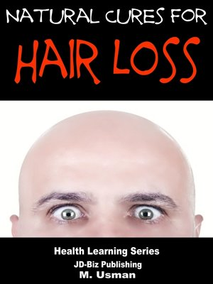 cover image of Natural Cures for Hair Loss