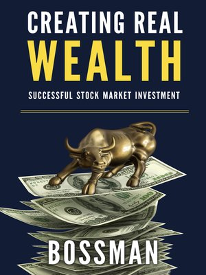 cover image of Creating Real Wealth