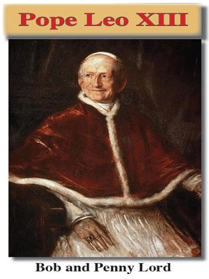 cover image of Pope Leo XIII