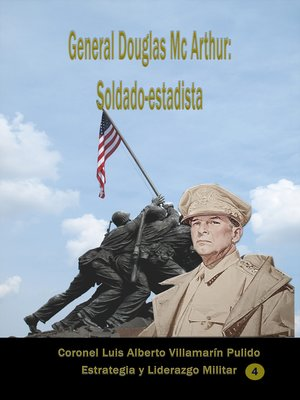 cover image of General Douglas Mc Arthur, soldado-estadista