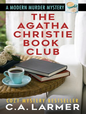 cover image of The Agatha Christie Book Club