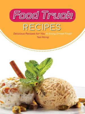cover image of Food Truck Recipes