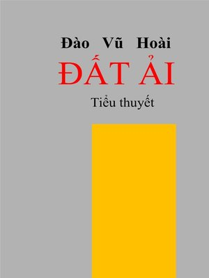 cover image of Đất Ải