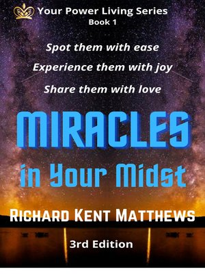 cover image of The Miracles In Your Midst