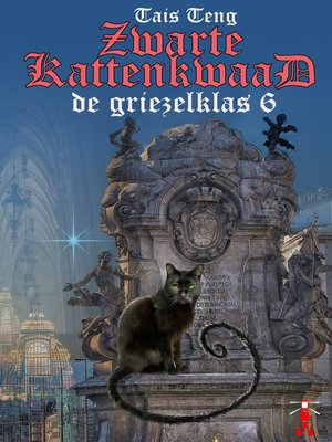 cover image of Zwartekattenkwaad