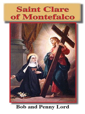 cover image of Saint Clare of Montefalco
