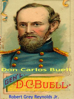cover image of Don Carlos Buell