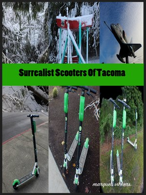 cover image of Surrealist Scooters of Tacoma